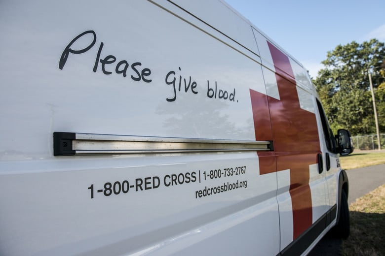 American Red Cross in Desperate Need of Blood Donations
