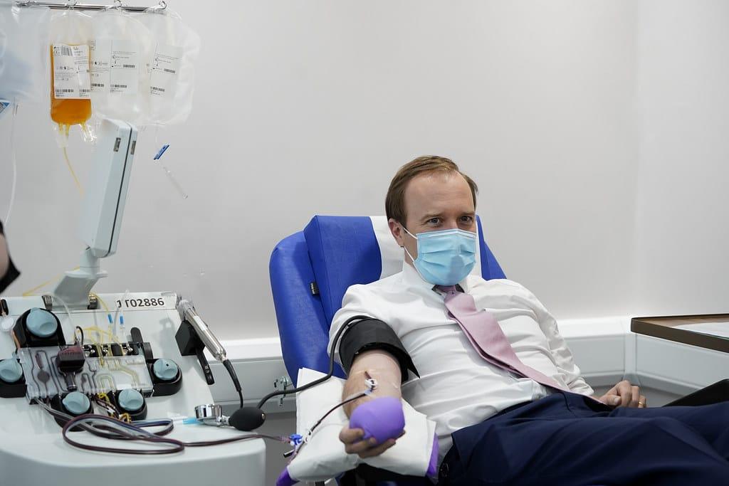 Dennis Stolpner Sickle Cell Blood Drive