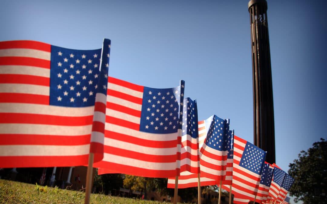American Red Cross Honors Hero Veteran