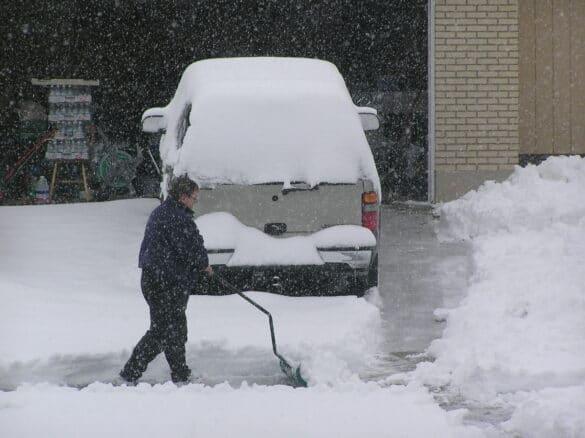 Dennis Stolpner snowstorm